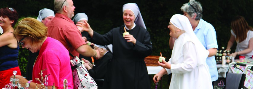 A visit fro the Little Sisters of the Poor_Autumn